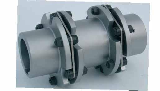 鋼片式(膜片)聯軸器